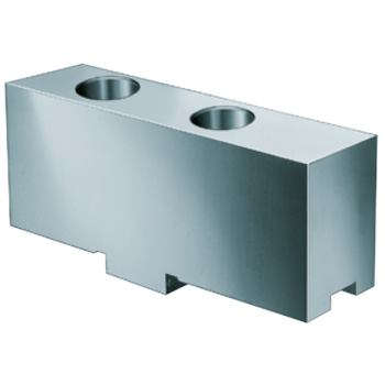 Aufsatzbacken aus Stahl für Handspannfutter 400+50