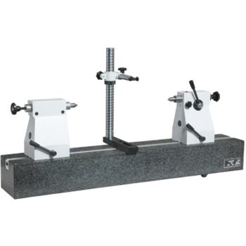 PREISSER Rundlaufprüfgerät 650 mm Spitzenweite 200