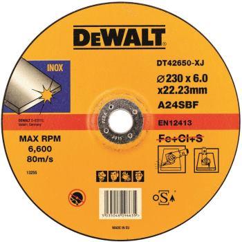 Standard Edelstahl-Schruppscheibe - gek DT42650