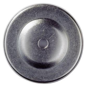 Spanndeckel für SM 611, SMD 611, Mop-Abm.: 380+410 Spanndeckel: 228x 25,4
