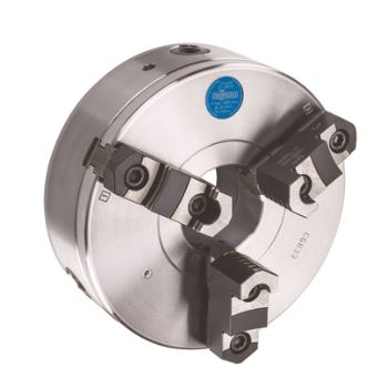 ZSU 200, KK 5, 3-Backen, ISO 702-2, Grund- und Aufsatzbacken, Stahlkörper