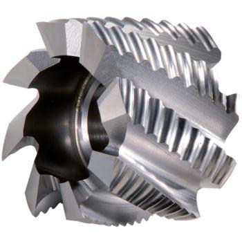 Walzenstirnfräser NR-HSSE5 80x45x27 mm DIN 1880 T