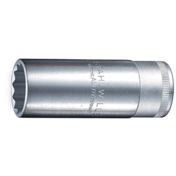 """1/2"""" Zoll Steckschlüsseleinsatz Ø 17mm lange Ausführung"""