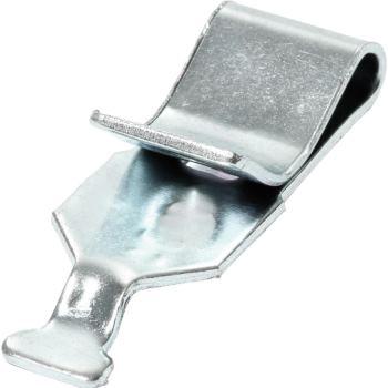 CLIP Fachbodenträger 40 mm verzinkt (Silber)