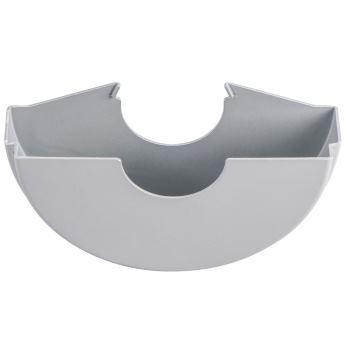 Trennschleif-Schutzhaube 125 mm, halbgeschlossen,