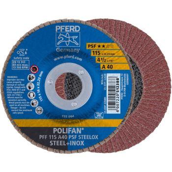 POLIFAN®-Fächerscheibe PFF 115 A 40 PSF/22,23
