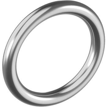 Ring, geschweißt 6 X 40 mm, A4