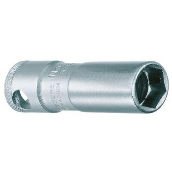 "Zündkerzeneinsatz mit Magnet 18 mm 3/8"""