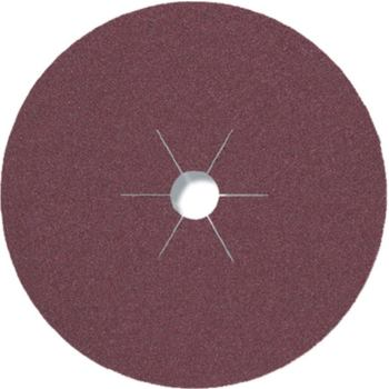 Schleiffiberscheibe CS 561, Abm.: 125x22 mm , Korn: 40