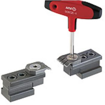 Flachspanner für Nutentische, horizo 70144