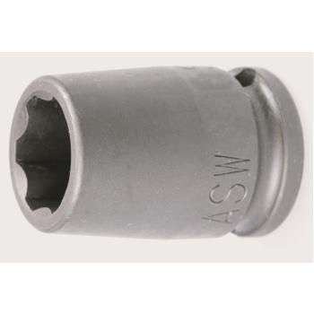 """Kraft-Steckschlüssel Surface Drive 3/8"""" IVKT Form"""