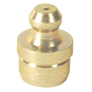 Hydraulik-Kegel-Schmiernippel H1a 10 mm DIN 714