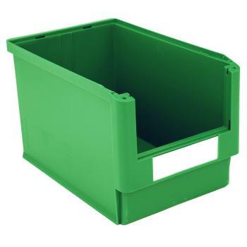 Sichtlagerkästen SK, 500 x 310 x 300, grün