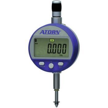 Messuhr elektronisch Typ B 12,5 mm Messspanne 0,00 1 mm ZW für dyn. Messen