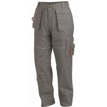 Bundhose Starline® grau/orange Gr. 52