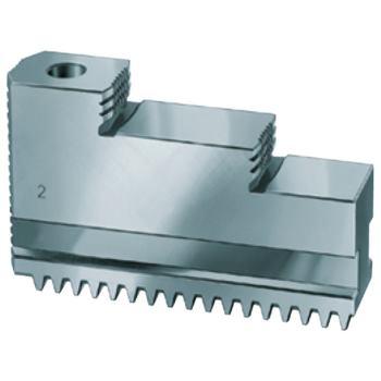 Ungeteilte Stufenbacken für Handspannfutter 160 mm