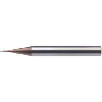 VHM-Mini-Schaftfräser Durchmesser 0,9x1,8x40 mm Z= 2 RT65