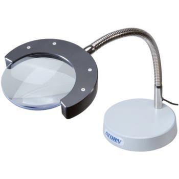 Standleseglas mit LED-Beleuchtung Linsen-D. 20 mm 2-fache Vergrößerung