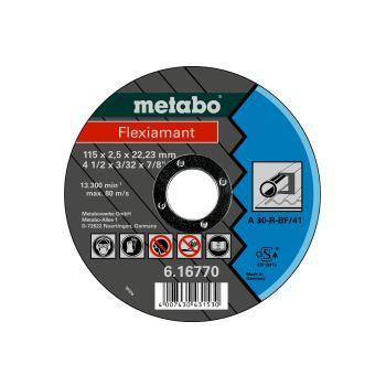 Flexiamant 115x2,5x22,23 Stahl, Trennscheibe, gera