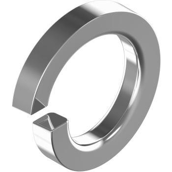 Federringe f. Zylinderschr. DIN 7980 - Edelst. A4 4,0 für M 4