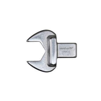 Einsteck-Maulschlüssel 15 mm SE 9x12