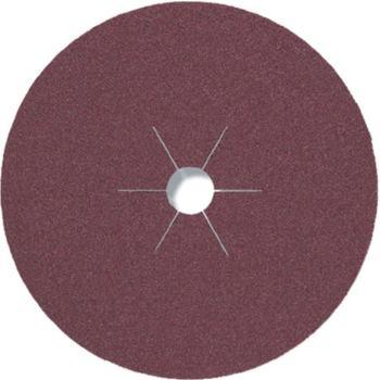 Schleiffiberscheibe CS 561, Abm.: 125x22 mm , Korn: 50