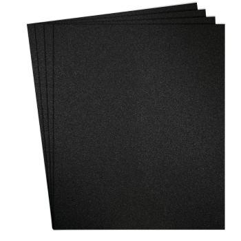 Schleifpapier-Bogen, wasserfest, PS 11 A Abm.: 230x280, Korn: 2000