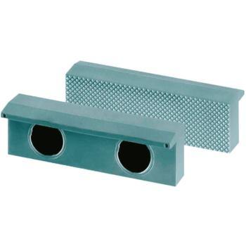 Magnet-Schraubstockbacken 120 mm Polyurethan gerif