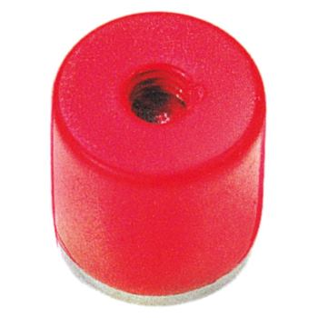 Topfmagnet mit Gewinde 27x25,4 mm M 6