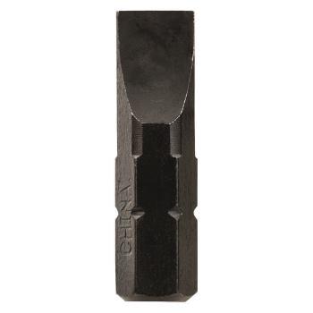 Torsion Schlitz-Bits - 25 mm lang (Form DT7106 )/ 5,5mm