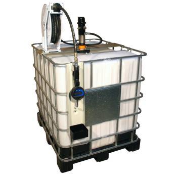 Lube-Station AF-IBC-1000-R für Frostschutz für 100