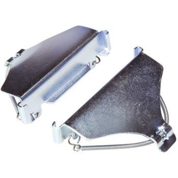 Schutzbacken-Halter mit Feder 100 mm B.Breite ohne