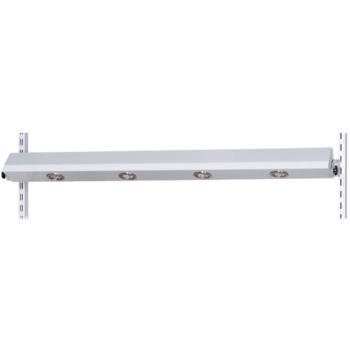 LED Lampenhalterung FLEX HxBxT 99x2000x130 mm R