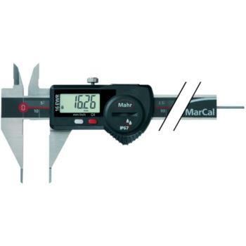 16 EWR-SM Digitaler Messschieber 150 mm rund Tiefe