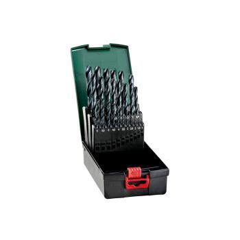 HSS-R-Bohrerkassette 25-teilig
