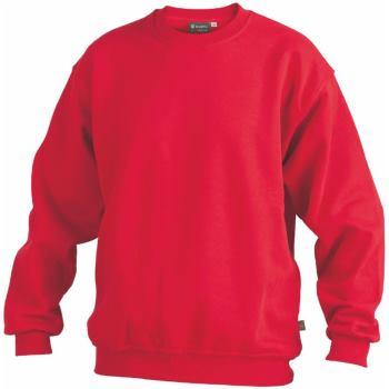 Sweatshirt rot Gr. 4XL