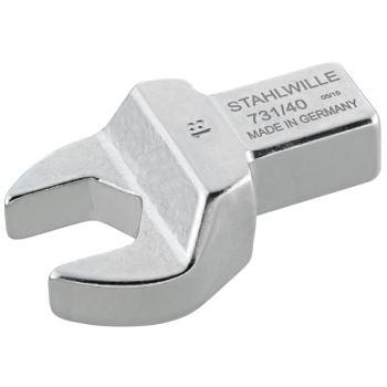 Einsteckwerkzeug 18 mm Schlüsselweite Maul 14 x 1