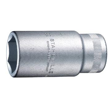 Steckschlüsseleinsatz 24mm 3/4 Inch DIN 3124 lang
