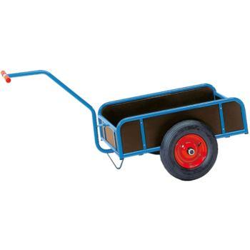 Handwagen mit Kasten 4107 Ladefläche 795 x 445 mm