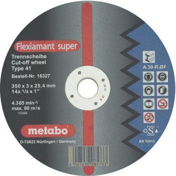 Flexiamant super 400x3,0x25,4 Stahl, Trennscheibe,