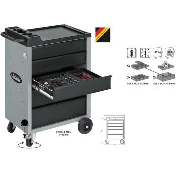 Werkzeugwagen-Vigor500-grau