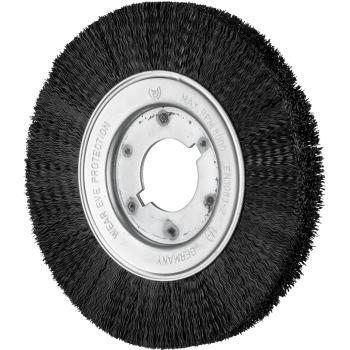 Rundbürste, ungezopft RBU 15016/12,0 Nylon 0,40