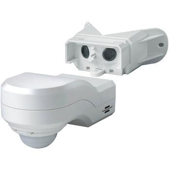 Infrarot-Bewegungsmelder PIR 240 IP44 Weiß