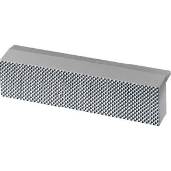 Stahlbacken geriffelt 125 mm
