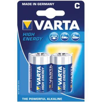 Batterien HIGH ENERGY Baby Blister 2 Stück 1,5 V