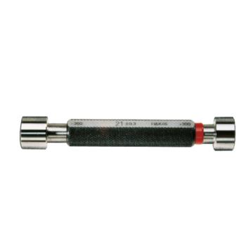 Grenzlehrdorn Hartmetall/Stahl 21 mm Durchme