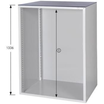 HK Schrankgehäuse System 800 B, HxBxT 1336x1022x80