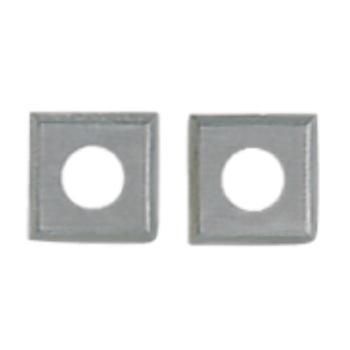10 Hartmetall-Wendemesser (als Ersatz) für die Lac