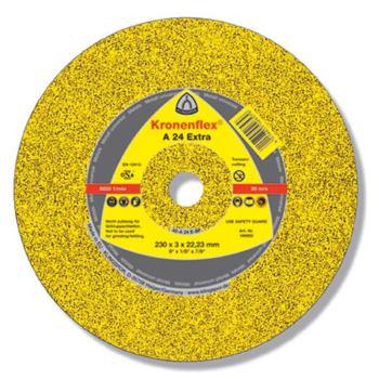 Trennscheibe, EXTRA, A 24, gekröpft, Abm.: 115x3,2x22,23 mm