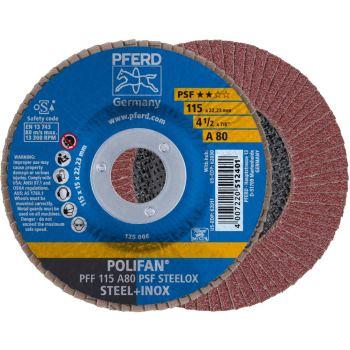 POLIFAN®-Fächerscheibe PFF 115 A 80 PSF/22,23